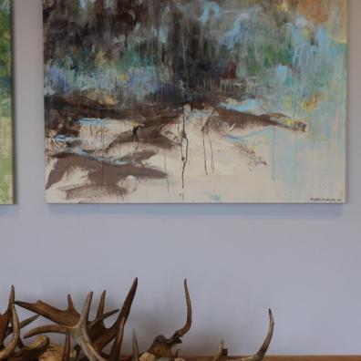 Turid Gyllenhammar - 140x120cm (private)