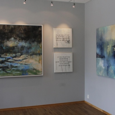 Turid Gyllenhammar - from exhibition
