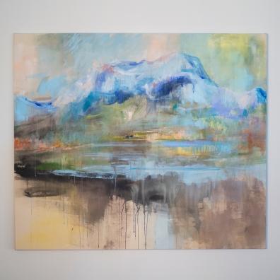 Turid Gyllenhammar Brea. 2016. 140x120cm (pris på forespørsel)